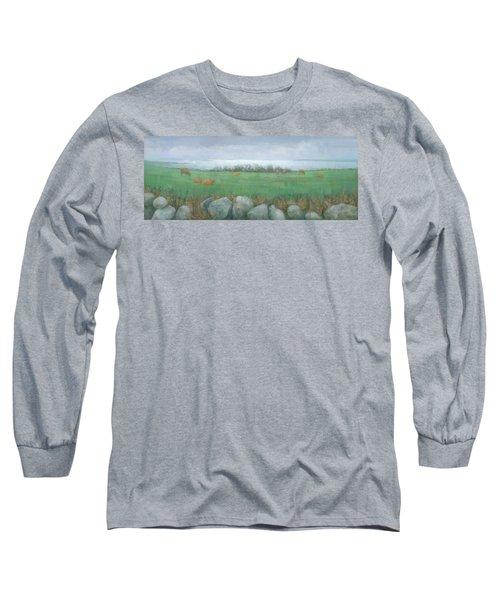 Tresco Cows Long Sleeve T-Shirt