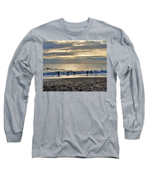 Triathalon Long Sleeve T-Shirt