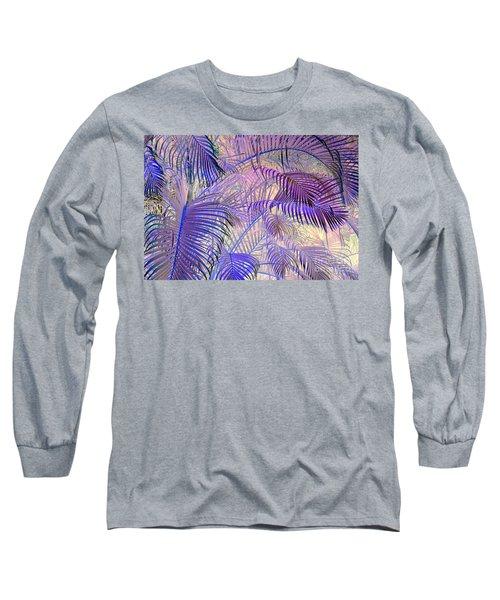 Tropical Embrace Long Sleeve T-Shirt