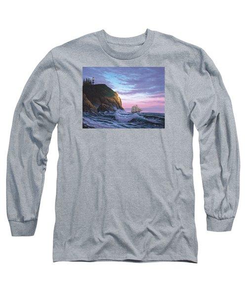 Trusting The Light Long Sleeve T-Shirt