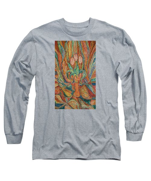 Tulips I Long Sleeve T-Shirt