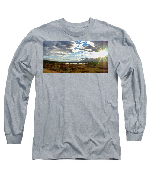 Tundra Burst Long Sleeve T-Shirt