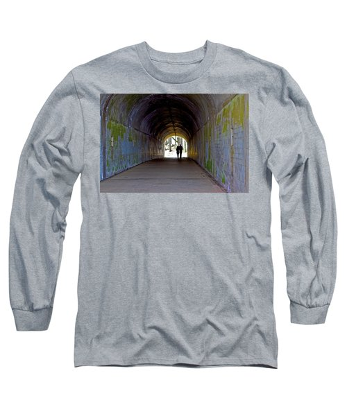 Tunnel Of Love Long Sleeve T-Shirt