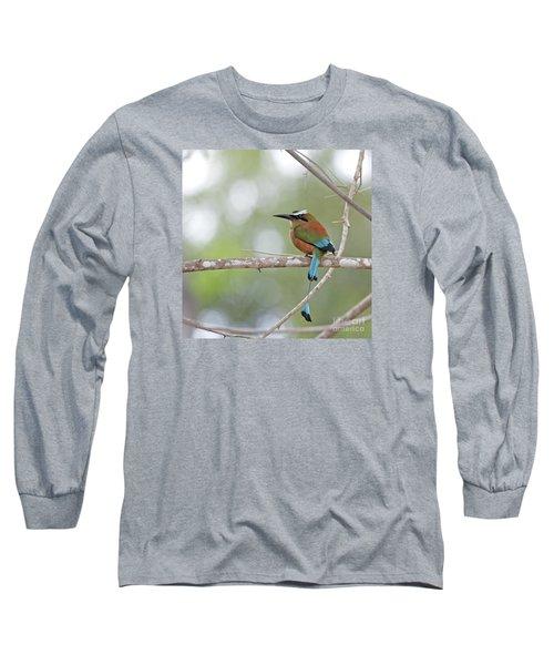 Turquoise Pendant.. Long Sleeve T-Shirt