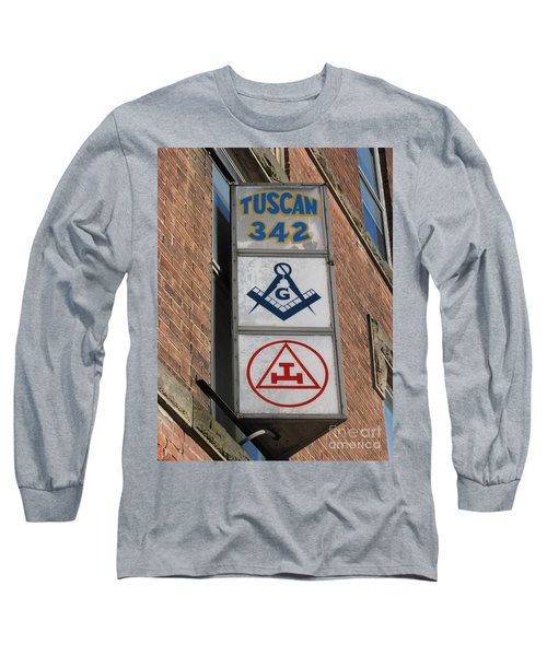 Tuscan 342 Long Sleeve T-Shirt by Michael Krek