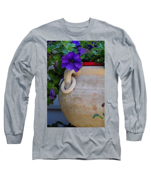 Tuscan Pot Long Sleeve T-Shirt