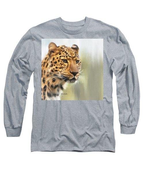 Tutku Long Sleeve T-Shirt by Greg Collins