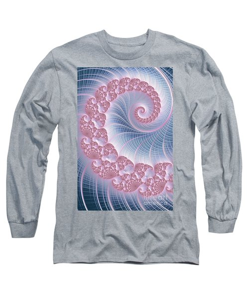 Twirly Swirl Long Sleeve T-Shirt
