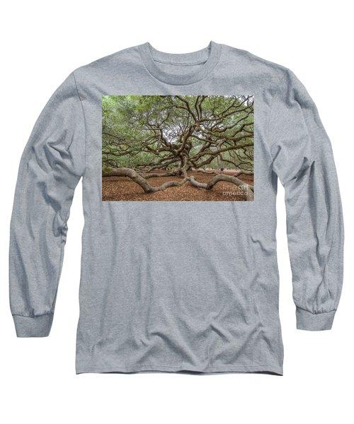 Twisted Limbs Long Sleeve T-Shirt