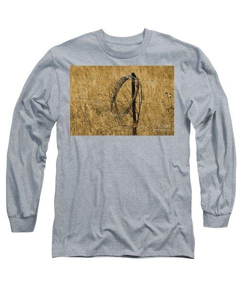 Twisted - Sepia Long Sleeve T-Shirt