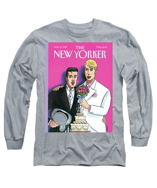 New Yorker June 13th, 1994 Long Sleeve T-Shirt