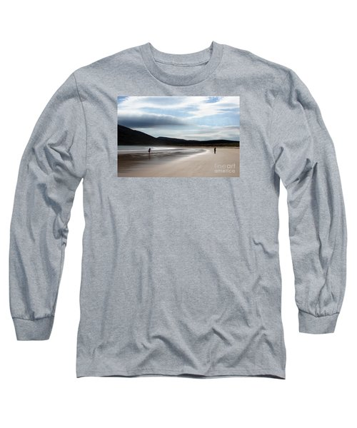 Two On A Beach Long Sleeve T-Shirt