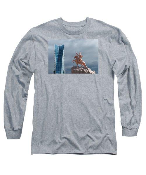 Ulaanbaatar Long Sleeve T-Shirt