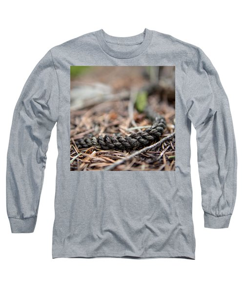 Long Sleeve T-Shirt featuring the photograph Unbound by Aaron Aldrich