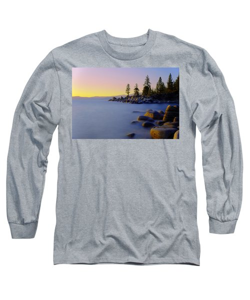 Under Clear Skies Long Sleeve T-Shirt