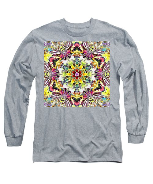 Unfolded Source Long Sleeve T-Shirt