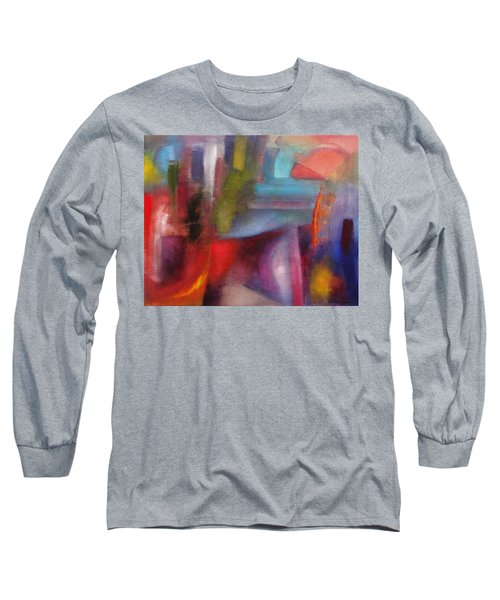 Untitled #3 Long Sleeve T-Shirt by Jason Williamson