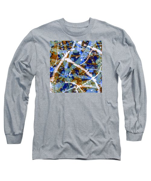 My Baby Blue Long Sleeve T-Shirt