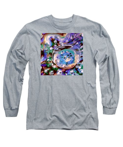 Enigma Defined Long Sleeve T-Shirt