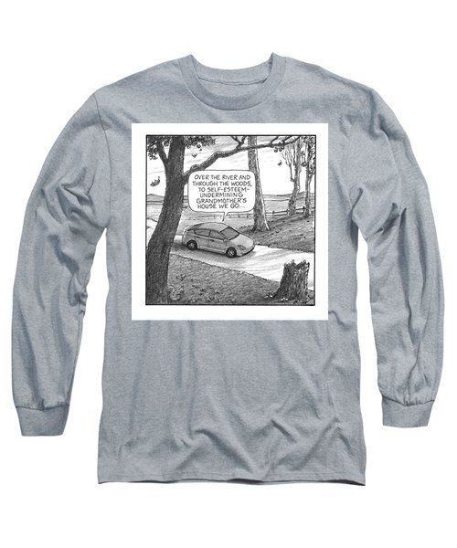New Yorker January 2nd, 2017 Long Sleeve T-Shirt