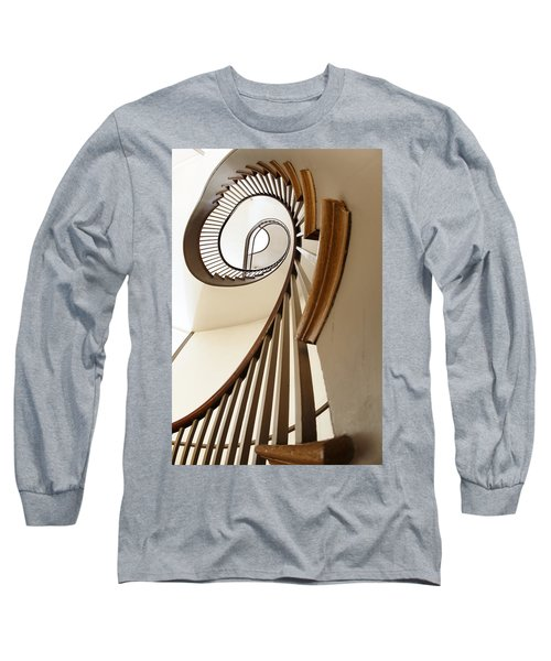 Up Stairs Long Sleeve T-Shirt