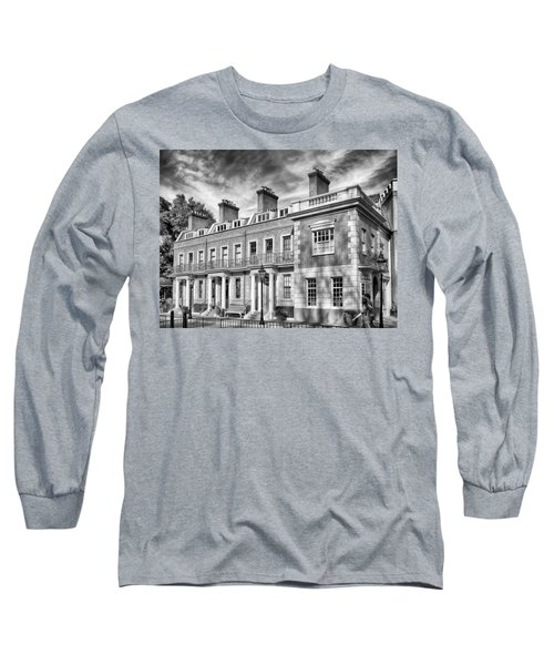 Long Sleeve T-Shirt featuring the photograph Upper Regents Street by Howard Salmon