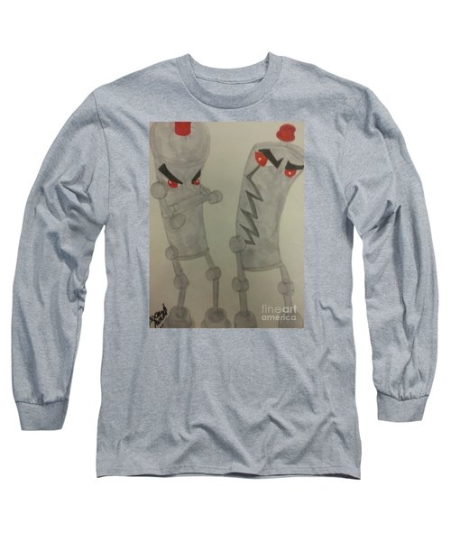 Urban Art Sprays Long Sleeve T-Shirt