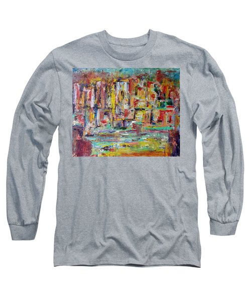 Urban Landscape Long Sleeve T-Shirt