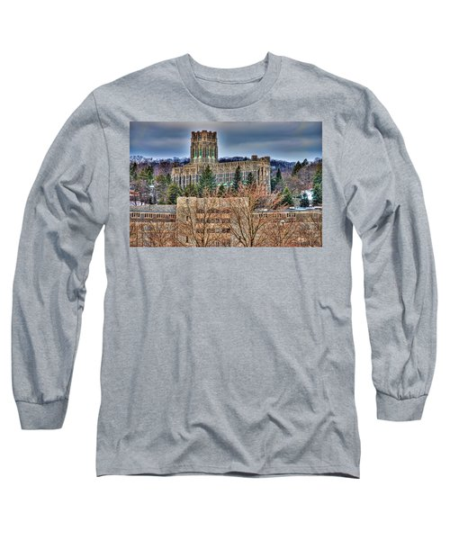 Usma Cadet Chapel Long Sleeve T-Shirt
