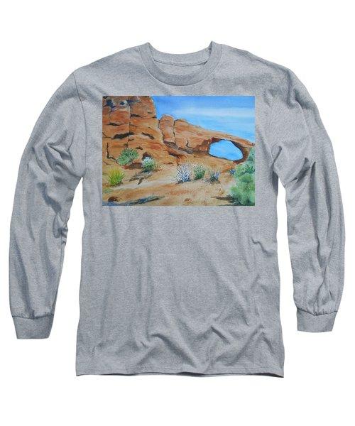 Utah - Arches National Park Long Sleeve T-Shirt