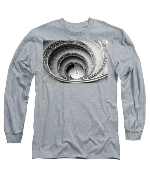 Vatican Spiral Long Sleeve T-Shirt