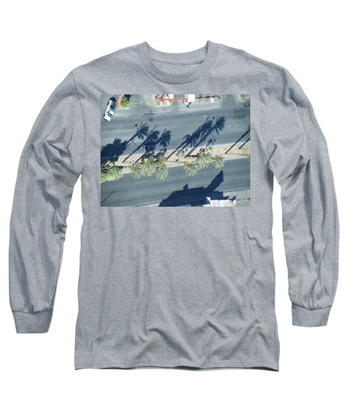 Veepalm Long Sleeve T-Shirt by Brian Boyle