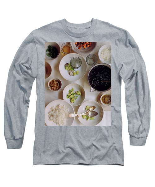 Vegetarian Dishes Long Sleeve T-Shirt