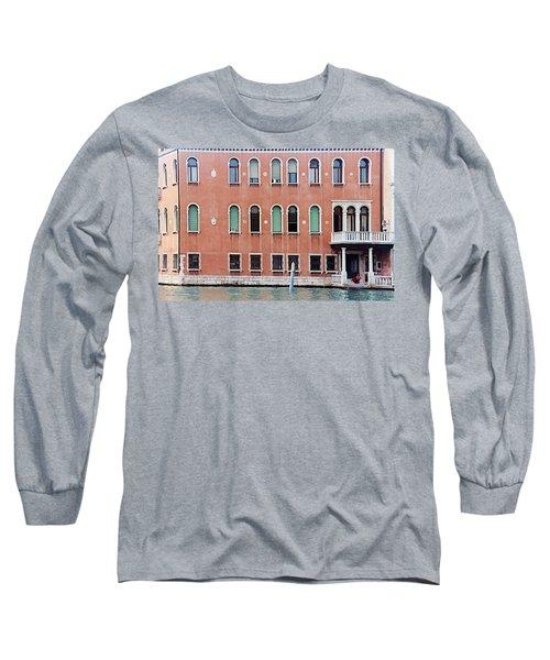 Venice Apartment Long Sleeve T-Shirt