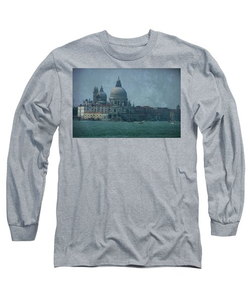 Long Sleeve T-Shirt featuring the photograph Venice Italy 1 by Brian Reaves