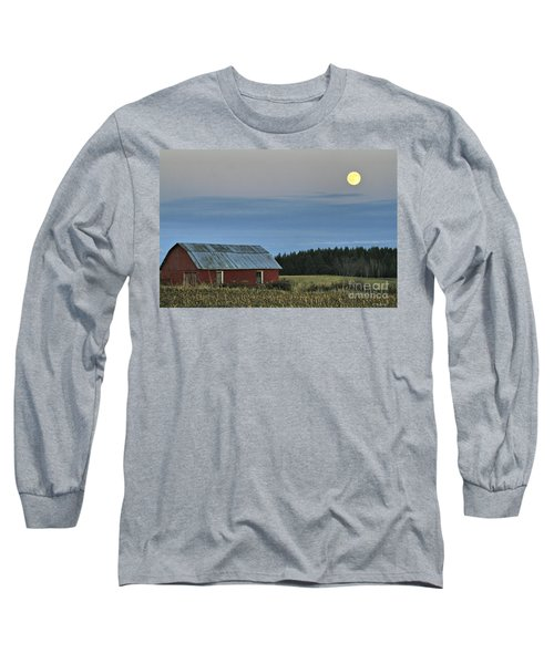 Vermont Full Moon Long Sleeve T-Shirt