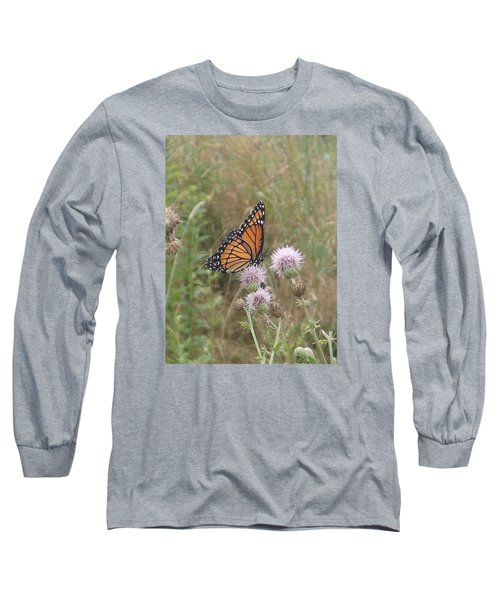 Viceroy On Thistle Long Sleeve T-Shirt