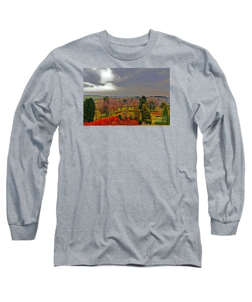 View Of Belgium Long Sleeve T-Shirt