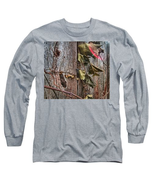 Vines And Barns Long Sleeve T-Shirt