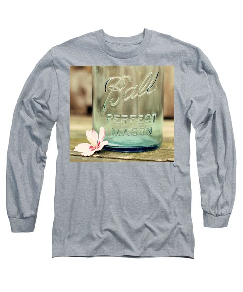Vintage Ball Perfect Mason Long Sleeve T-Shirt