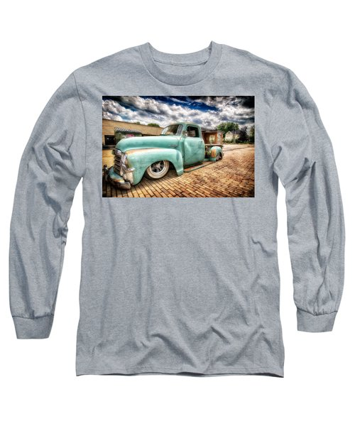 Vintage Truck  Long Sleeve T-Shirt