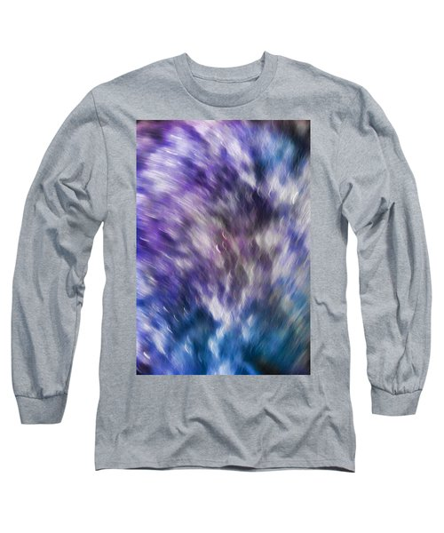 Violet Breeze Long Sleeve T-Shirt