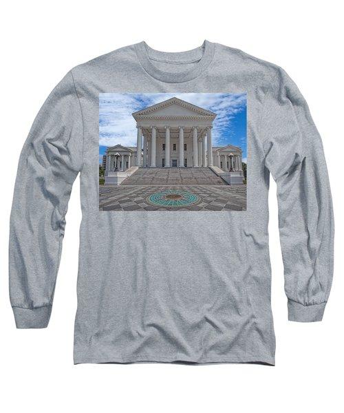 Virginia Capitol Long Sleeve T-Shirt