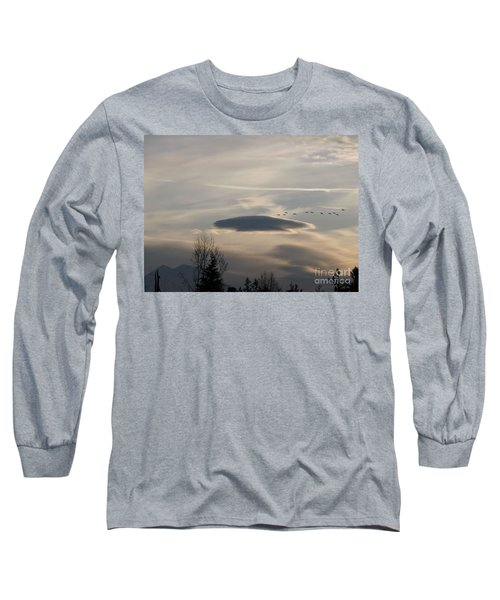 Visitors Long Sleeve T-Shirt
