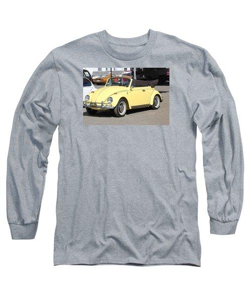 Volkswagen Convertible Vintage Long Sleeve T-Shirt