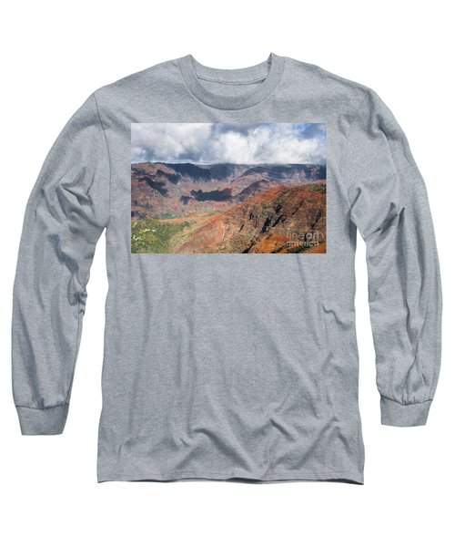 Waimea Canyon Long Sleeve T-Shirt
