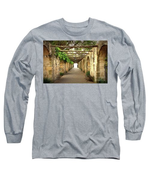 Walk To The Light Long Sleeve T-Shirt