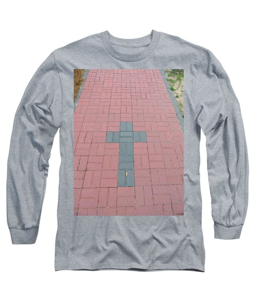walkway of Faith Long Sleeve T-Shirt