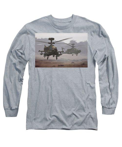 Waltz Of The Hunters Long Sleeve T-Shirt