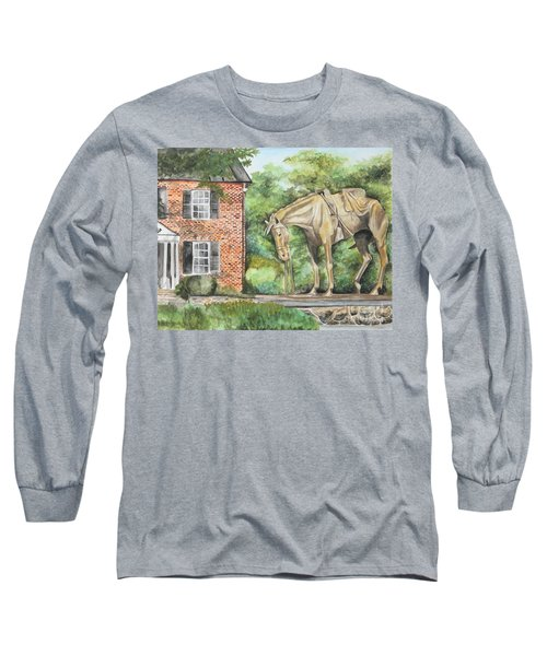 War Horse Memorial Long Sleeve T-Shirt